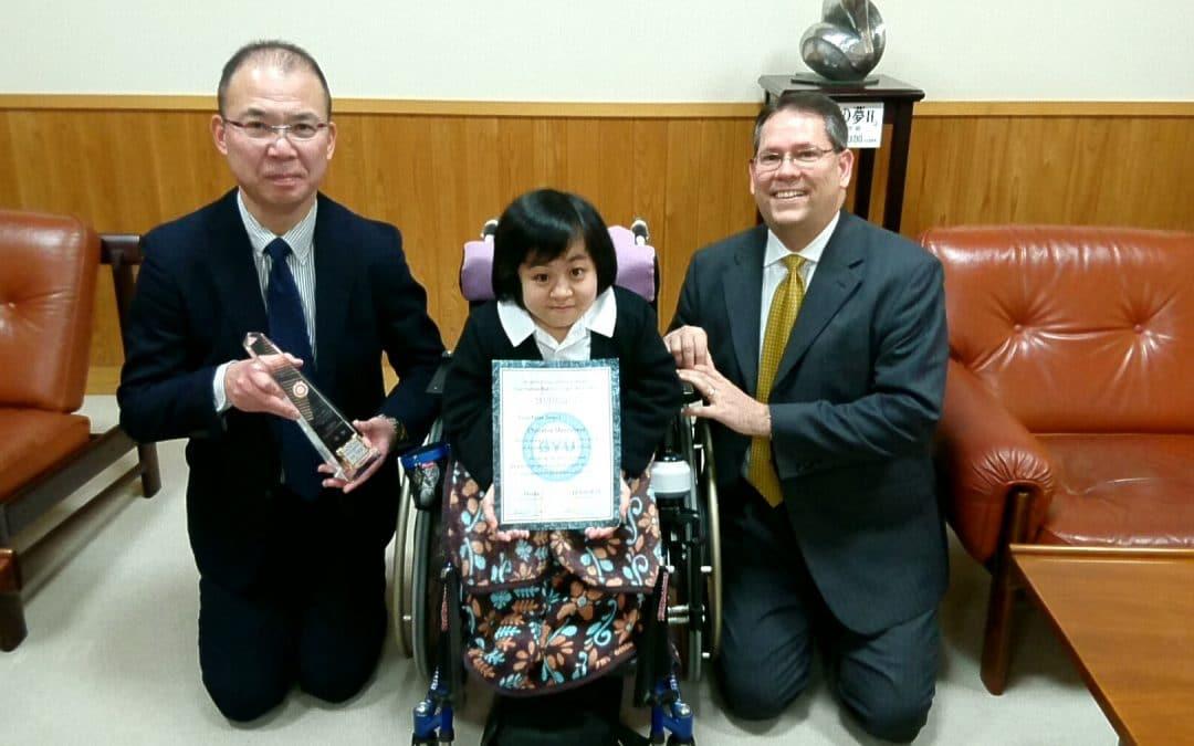 入賞者各校でトロフィー授与式を行いました